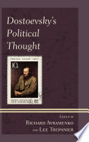 Dostoevsky s Political Thought