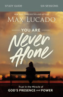 You Are Never Alone Study Guide Book