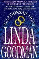 Linda Goodman's Relationship Signs Book Cover