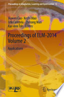 Proceedings Of Elm 2014 Volume 2