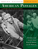 American Passages with Infotrac