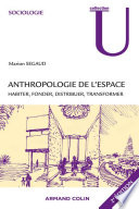 Anthropologie de l'espace