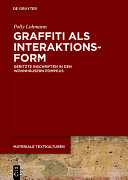 Graffiti als Interaktionsform