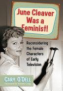 download ebook june cleaver was a feminist! pdf epub
