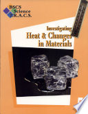 BSCS Science TRACS G5 Inv. Heat Changes in Materials, SG