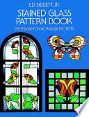 Stained Glass Pattern Book