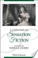 A Companion To Sensation Fiction book