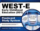 West e Early Childhood Education  001  Flashcard Study System
