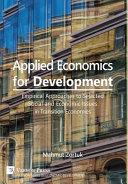 Applied Economics for Development