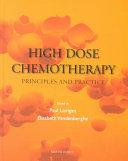 High Dose Chemotherapy