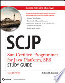 Scjp Sun Certified Programmer For Java Platform Study Guide