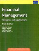 Financial Management: Principles And Applications, 10/e