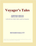 Voyagers Tales  Webster s French Thesaurus Edition