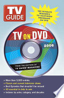 TV Guide  TV on DVD 2006