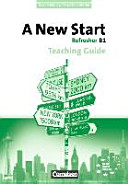 A New Start   Refresher