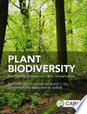 Plant Biodiversity Structure Of Plant Communities Is Used By Conservation