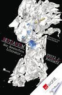 Bestiarium der deutschen Literatur <<grosses Bestiarium Der Literatur>> Jenes