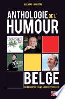 Anthologie de l humour belge