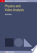 Physics and Video Analysis