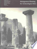 Management Planning for Archaeological Sites
