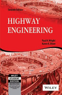 HIGHWAY ENGINEERING  7TH ED