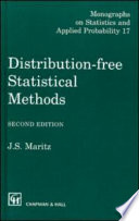 Distribution Free Statistical Methods  Second Edition