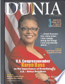 DUNIA Magazine Issue 10 Jan Mar 2013