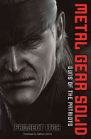 Metal Gear Solid  Guns of the Patriot