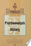 The Annual of Psychoanalysis  V  31