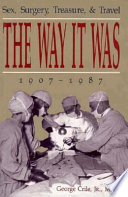 The Way it was Book PDF