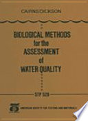 Biological Methods for the Assessment of Water Quality