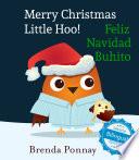 Merry Christmas Little Hoo Feliz Navidad Buhito