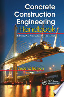 Concrete Construction Engineering Handbook