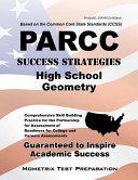 Parcc Success Strategies High School Geometry Study Guide