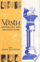 Vāstu, Astrology, and Architecture