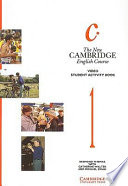 The New Cambridge English Course 1 Student Activity Book book