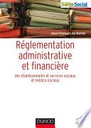 R Glementation Administrative Et Financi Re Des Esms