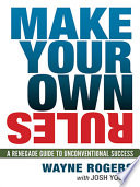 Make Your Own Rules Book PDF