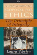 An environmental proposal for ethics