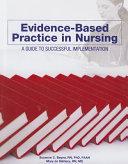 Evidence based Practice in Nursing