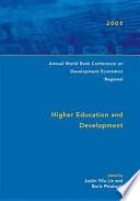 Annual World Bank Conference on Development Economics 2008, Regional