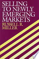 Selling To Newly Emerging Markets
