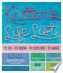 The Knitter s Life List