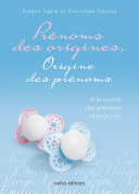 download ebook origine des prénoms pdf epub