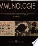 Immunologie  4  me   dition