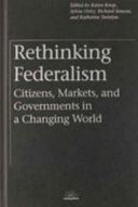 Rethinking Federalism