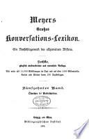 Meyers Grosses Konversations Lexikon
