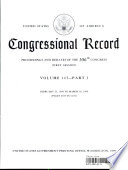 Congressional Record  V  145  Pt  3  February 29  1999 to March 16  1999
