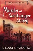 Murder at Northanger Abbey Book PDF