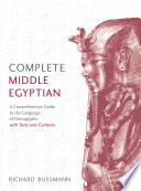 Complete Middle Egyptian